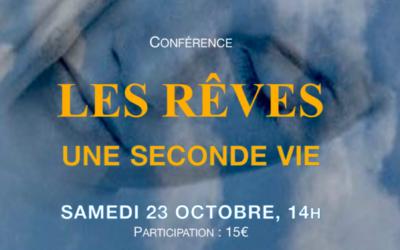 Conférence A.M.O.R.C.: Les Rêves, une seconde vie